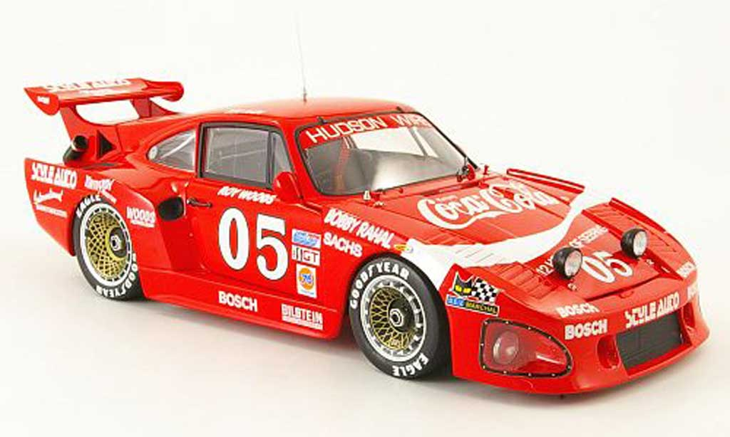 Porsche 935 1980 1/18 TrueScale Miniatures k3 no.05 coca cola 24h daytona