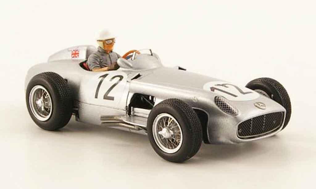 Mercedes W 196 1/43 Spark No.12 Sieger GP Grossbritannien 1955 miniature