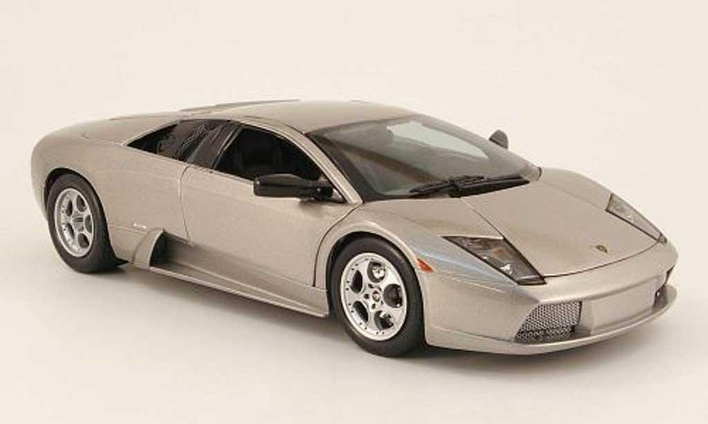Lamborghini Murcielago 1/18 Maisto gray 2002 diecast