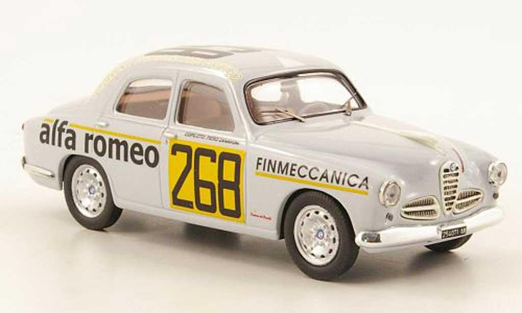 Alfa Romeo 1900 1/43 M4 Super No.268 Carrera Panamericana Mexico 1954 diecast