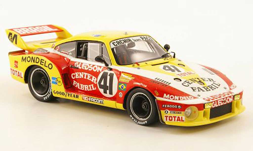 Porsche 935 1978 1/43 Spark No.41 Total 24h Le Mans diecast model cars