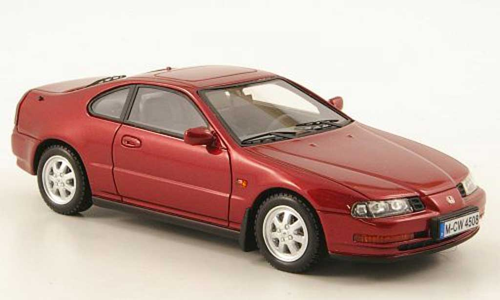 Honda Prelude 1992 1/43 Neo 1992 MKIV red lim. Auflage 300 Stuck diecast model cars