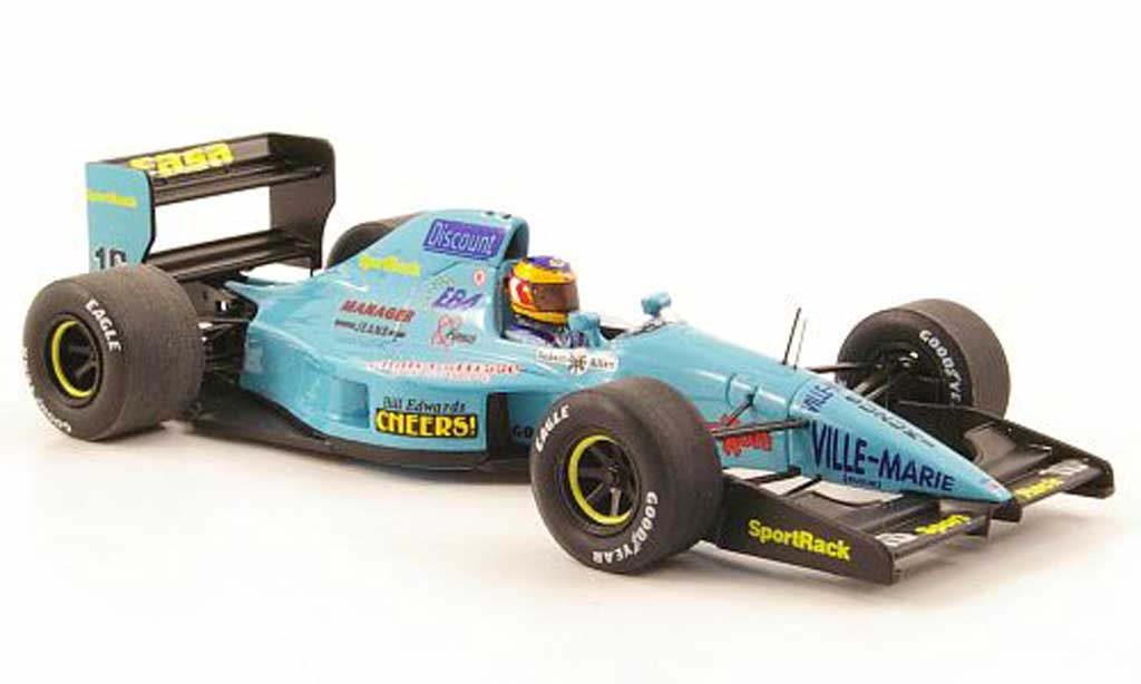 Porsche 911 1/43 Spark March CG No.16 K.Wendlinger GP Kanada miniature