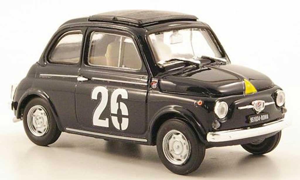 Fiat 500 1/43 Brumm Giannini TV No.26 Bolzano - Mendola 1968 miniature