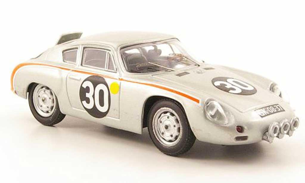 Porsche Abarth 1/43 Best No.30 24h Le Mans 1962 Pon / De Beauford modellautos
