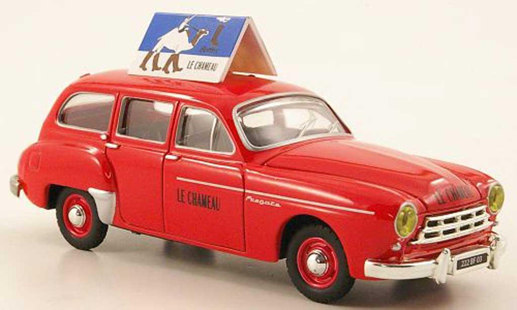 Renault Fregate 1/43 Eligor Domaine Bottes Le Chameau miniature