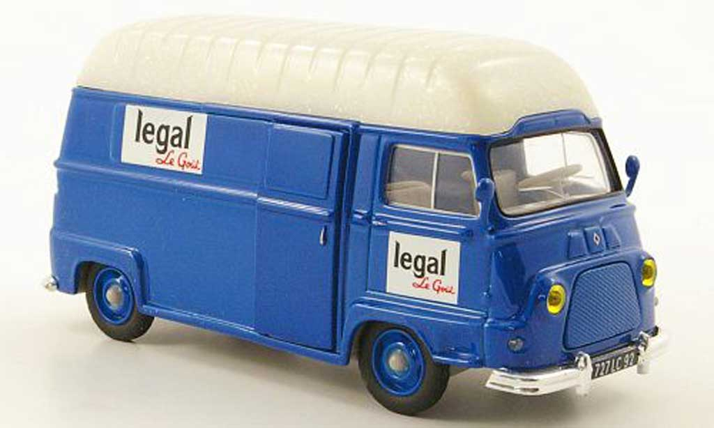 Renault Estafette 1/43 Eligor Le Gout legal Lieferwagen diecast model cars