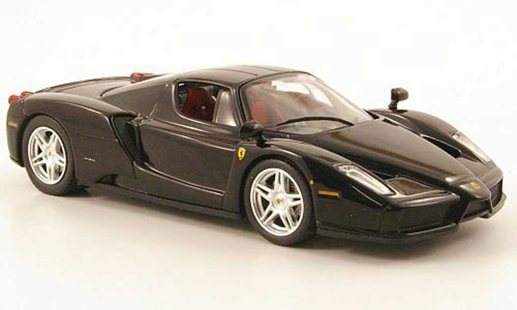 Ferrari Enzo 1/43 IXO black 2002 diecast model cars