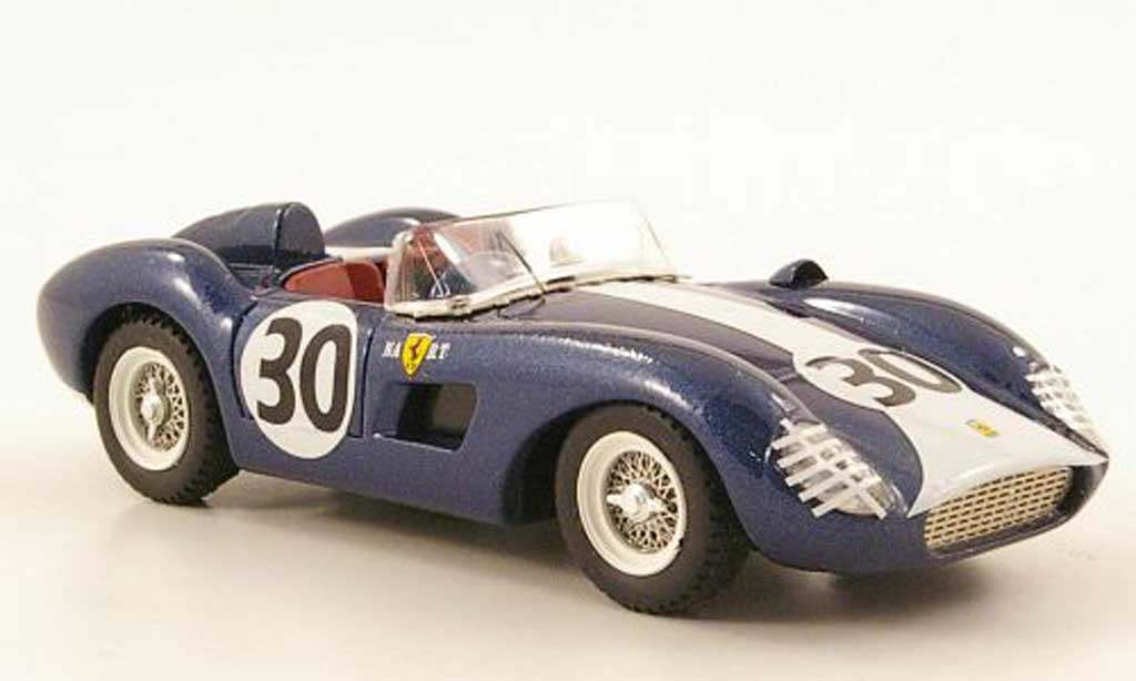 Ferrari 500 TRC 1/43 Art Model No.30 NART Sebring 1958 Rubipink / Malle diecast model cars