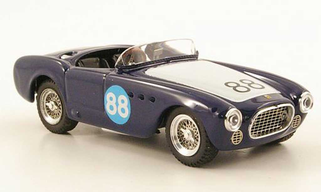 Ferrari 225 1952 1/43 Art Model /S No.88 GP Bari T.Cole miniature