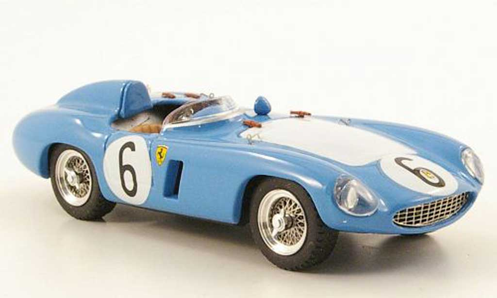 Ferrari 750 1/43 Art Model Monza No.6 1000km Paris 1956 Lucas / Sc miniature