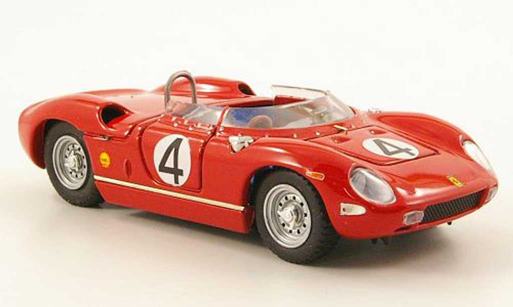Ferrari 250 P 1963 1/43 Art Model No.4 Monsport J.Surtees miniatura