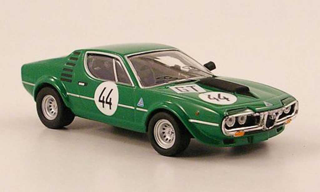 Alfa Romeo Montreal 1/43 M4 No.44 1000km Spa 1973 miniature