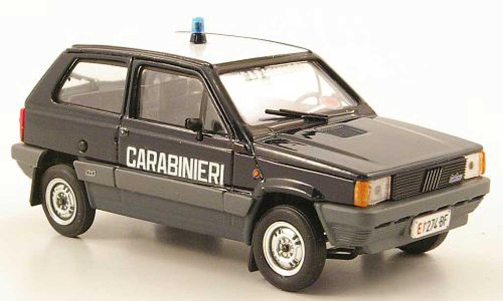 Fiat Panda 1/43 Brumm 4x4 Carabinieri Polizei Italien 1983 miniature