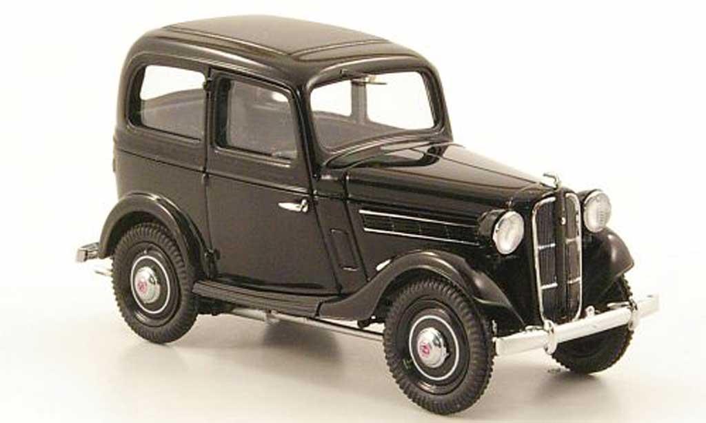 Datsun 17 1/43 Ebbro Sedan noire 1938 miniature