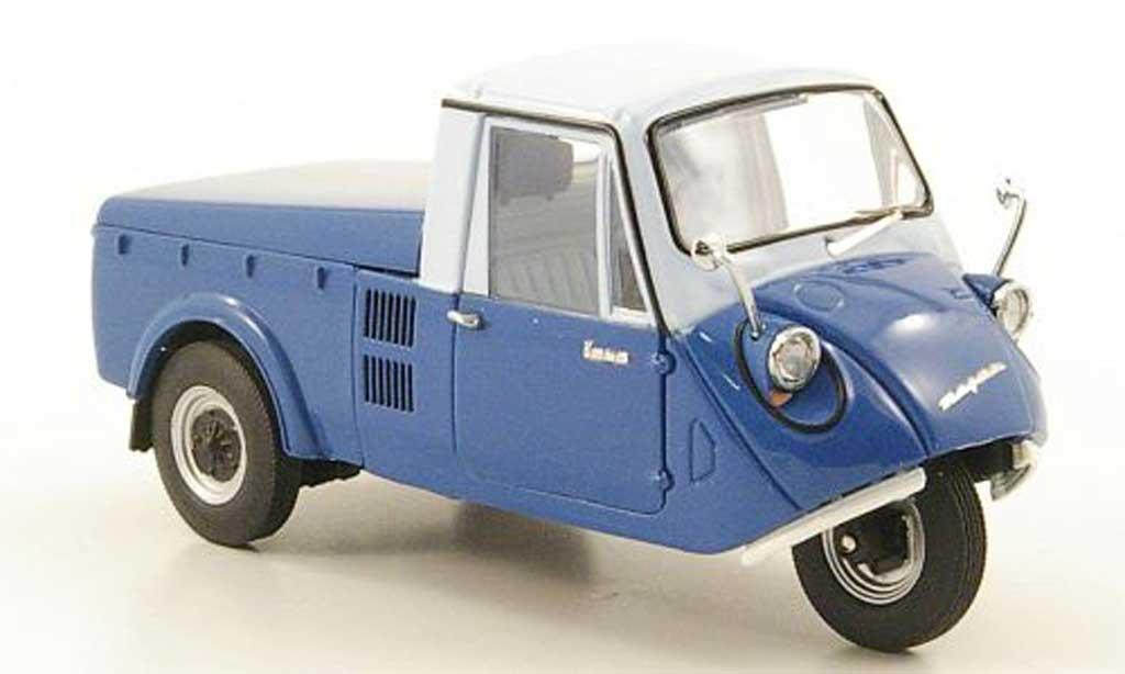 Mazda K360 1/43 Ebbro bleu/grise 1962