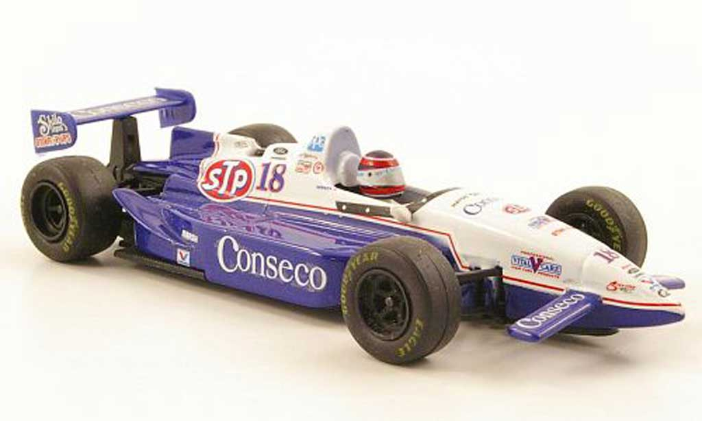 Ford F1 1/43 Onyx Reynard No.18 Conseco Indy Car miniature