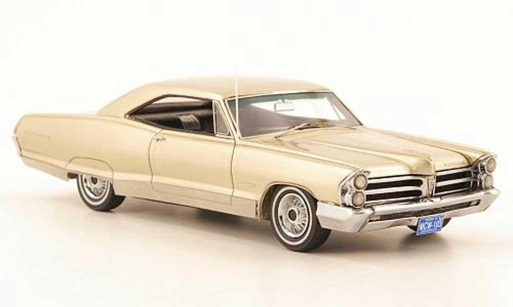Pontiac Bonneville 1/43 American Excellence Hard Top Coupe gold lim. Aufl. 500 1965 miniature