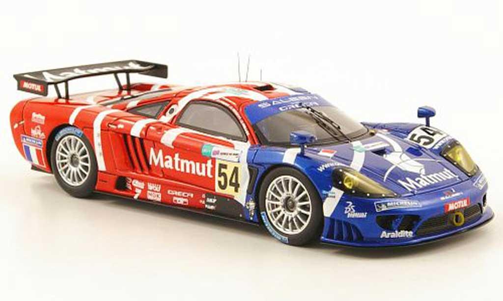 Saleen S7R 2007 1/43 Spark No.54 Team Oreca Matmut 24h Le Mans miniature