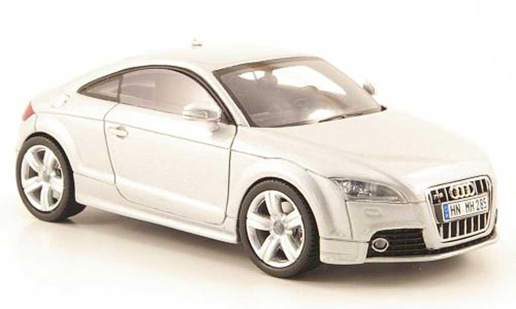 Audi TT 1/43 Provence Moulage Coupe (8J) gray  2010
