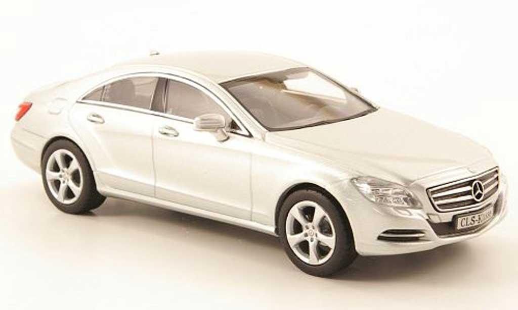 Mercedes Classe CLS 1/43 Norev (C218) gray  2011 diecast