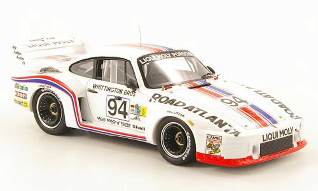 Porsche 935 1978 1/43 Spark No.94 Road Atlanta 24h Le Mans diecast model cars
