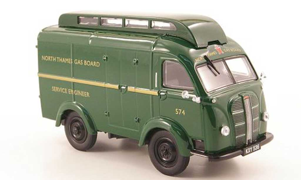 Austin K8 1/43 Oxford Van North Thames Gas Board - Service Engineer miniature