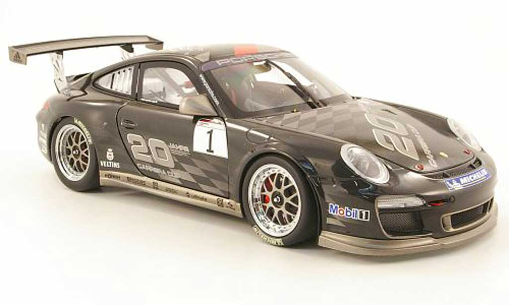 Porsche 997 GT3 CUP 1/18 Minichamps GT3 Cup 2010 no.1 20 jahre carrera cup diecast model cars