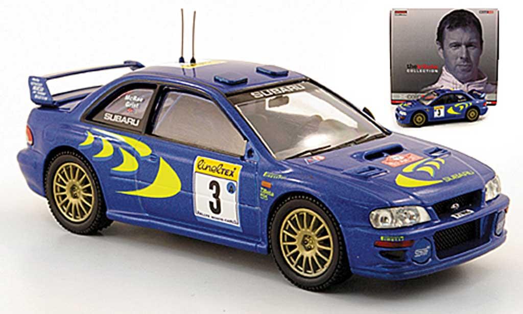 Subaru Impreza WRC 1/43 Vanguards No.3 Rally Monte Carlo 1998 miniature