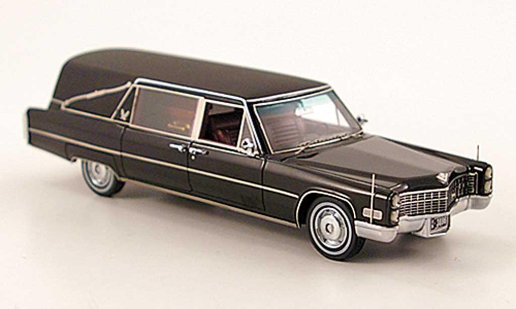 Cadillac S & S 1/43 Neo Landau Hearse Bestattungsfahrzeug miniatura