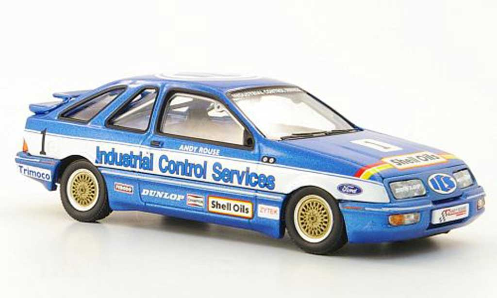 Ford Sierra XR4 1/43 Vanguards Merkur Ti  No.1 ICS British Saloon Car Championship 1985 miniature