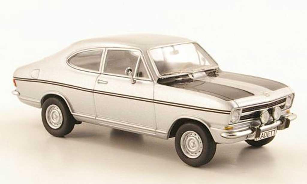 Opel Kadett B 1/43 Schuco Coupe grise /noire miniature