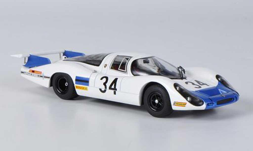Porsche 908 1968 1/43 Schuco Langheck No.3Buzzetta/Scooter 24h Le Mans miniature