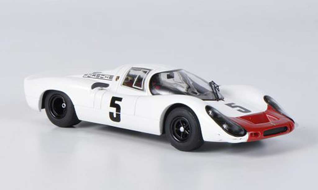 Porsche 908 1968 1/43 Schuco Kurzheck No.5 Herrmann/ Stommelen 1000 km Spa miniature