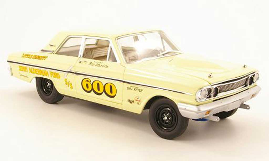 Ford Fairlane 1964 1/18 GMP thunderbolt no.600 little emmett b.martin diecast