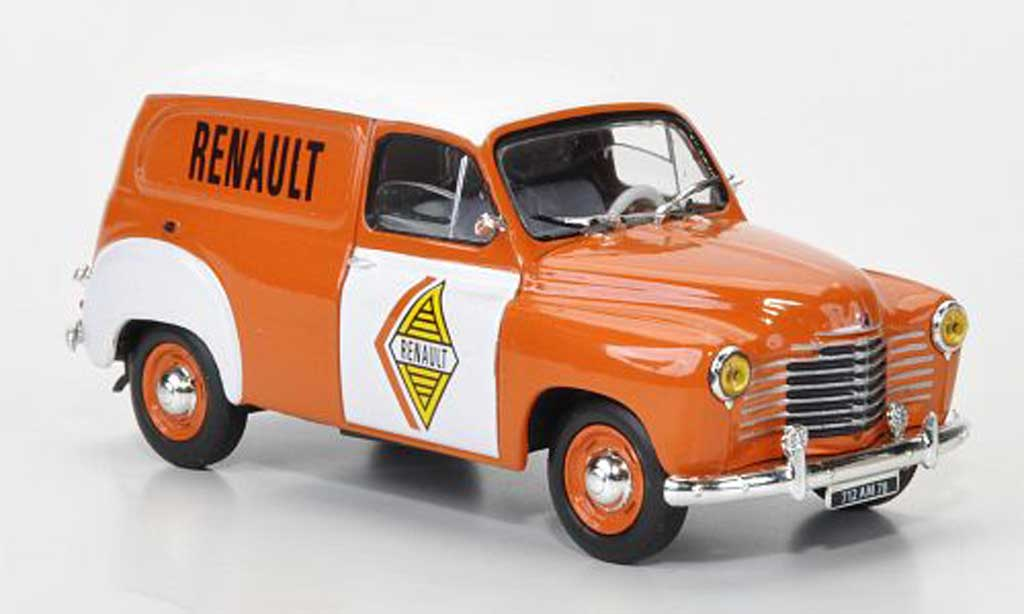 Renault Colorale 1/43 Solido Fourgon 1953 miniature