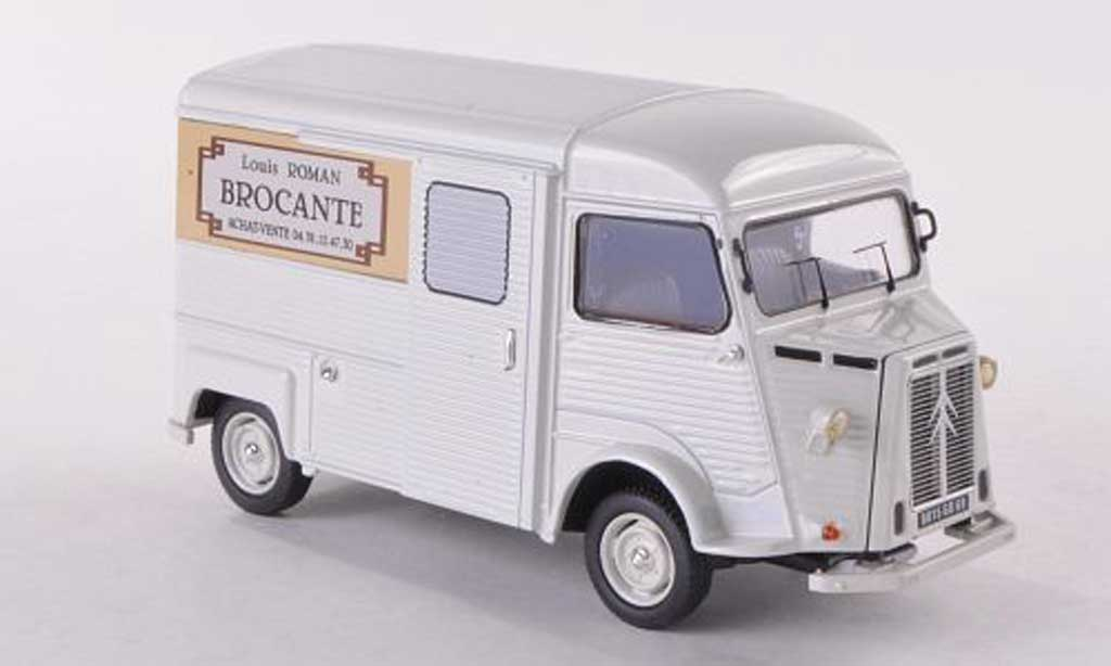 Citroen HY 1/43 Solido Louis Roman Brocante 1969 diecast model cars