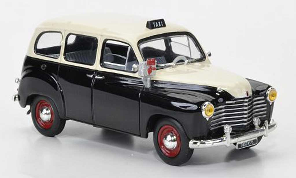 Renault Colorale 1/43 Solido Taxi 1953 miniature