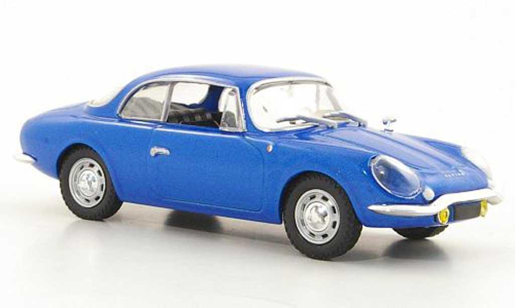 Alpine GT4 1/43 Solido bleu 1963
