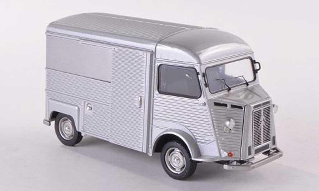 Citroen HY 1/43 Solido grisegrise 1969 miniature