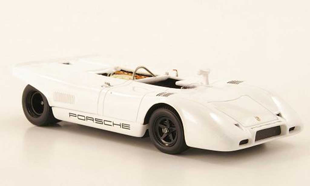 Porsche 917 1971 1/43 TrueScale Miniatures Flat-16 Predotyp diecast model cars