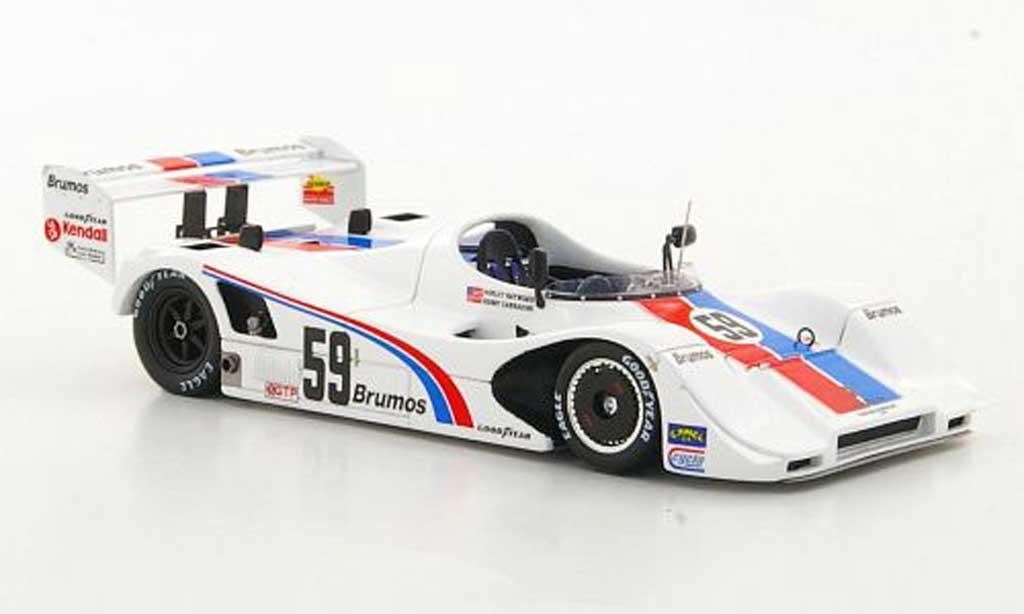 Porsche 966 1992 1/43 TrueScale Miniatures No.59 Brumos Racing H.Haywood / B.Carradine 12h Sebring