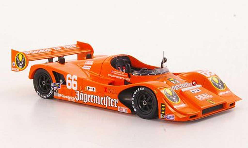 Porsche 966 1991 1/43 TrueScale Miniatures No.66 Jagermeister IMSA Miami Grand Prix
