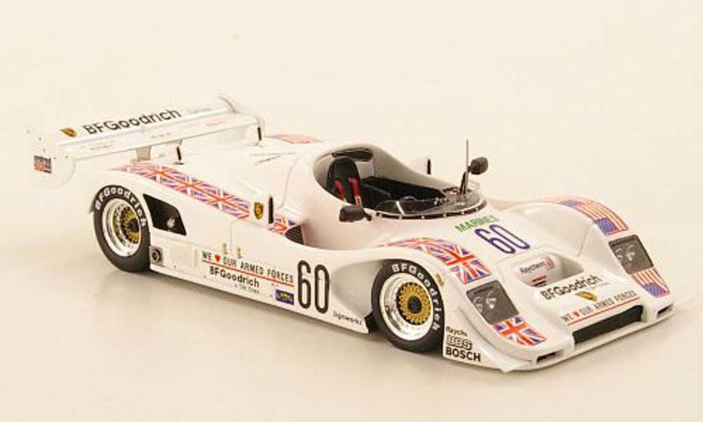 Porsche 966 1991 1/43 TrueScale Miniatures No.60 Bell / Cochran / Bell IMSA 24h Daytona miniature