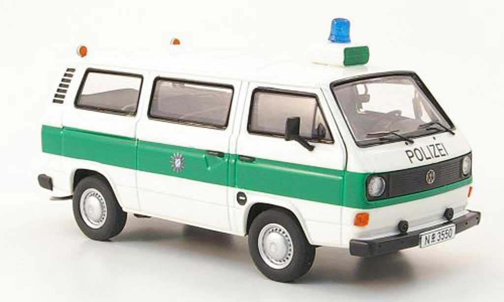 Volkswagen T3 A 1/43 Premium ClassiXXs a Bus Polizei diecast