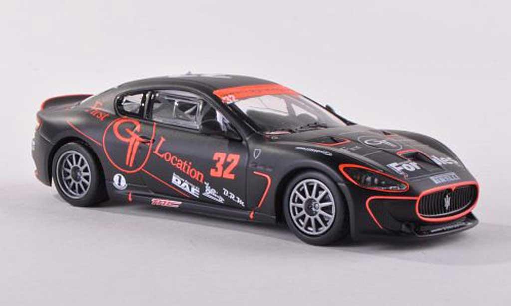 Maserati Gran Turismo GT4 1/18 Minichamps MC No.32 Trofeo MC 2010 J.Sicart miniature