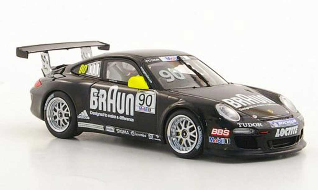 Porsche 997 GT3 CUP 1/43 Minichamps GT3 Cup 2010 No.90 Supercup miniature