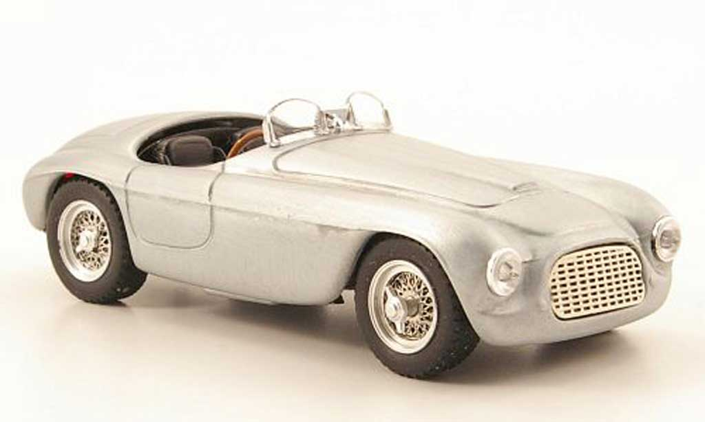 Ferrari 166 1949 1/43 Art Model Spider grise miniature