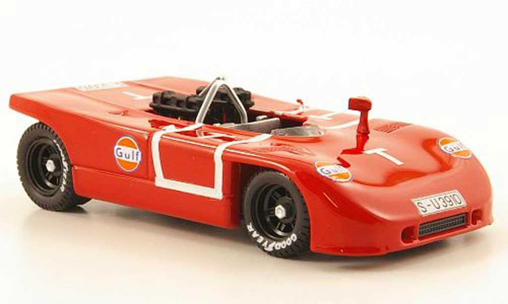 Porsche 908 1970 1/43 Best T Gulf Targa Florio miniature
