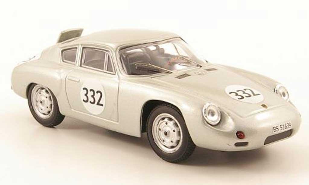Porsche Abarth 1/43 Best No.332 Europa-Meisterschaft 1962 modellautos